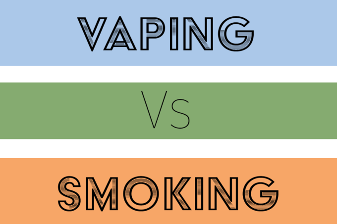 Vaping vs Smoking Cigarettes - Which Saves You Money?