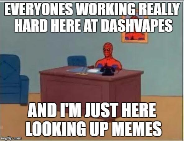Vaping Memes