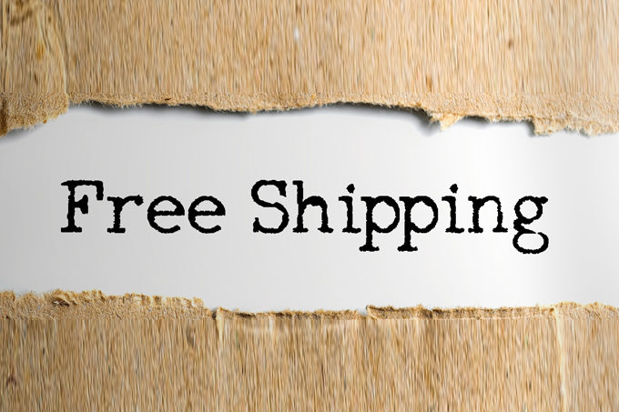 Free Shipping Redefined